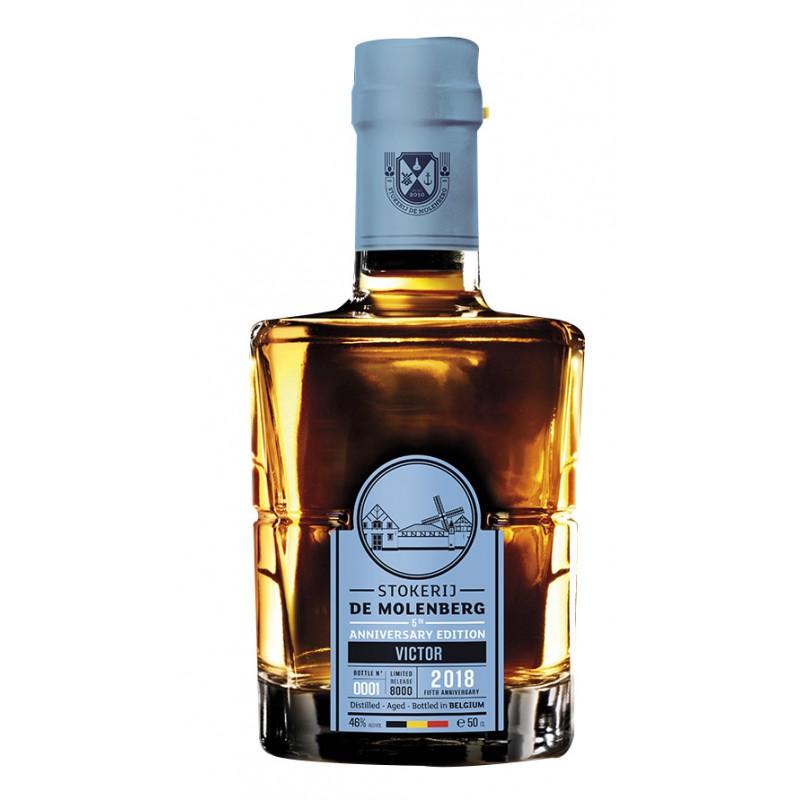Whisky Gouden Carolus Single Malt - Anniversary Edition - Victor 2018