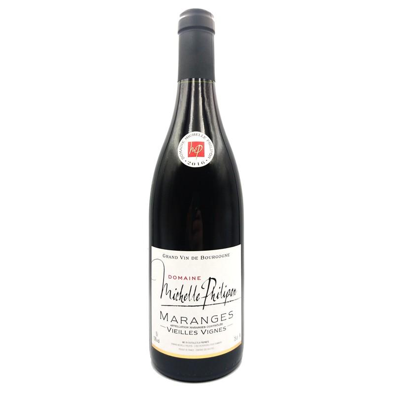 Vin Maranges rouge Vieilles Vignes 2016