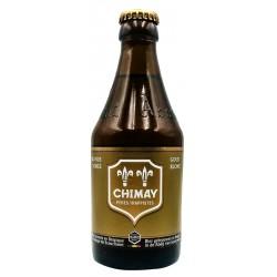 Bière chimay dorée