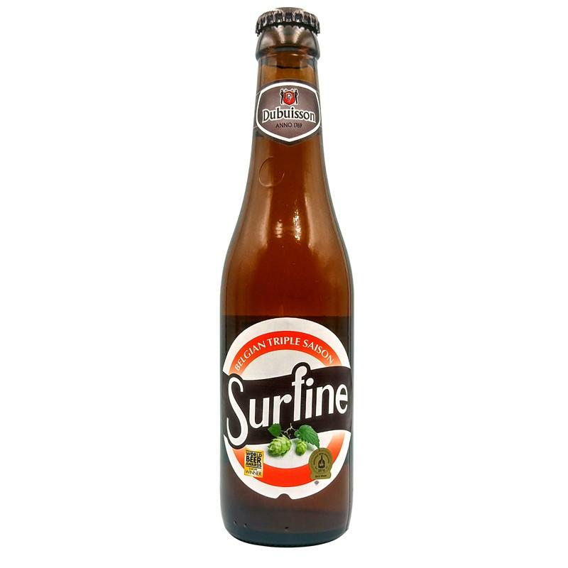 Bière surfine - sasion - 33cl