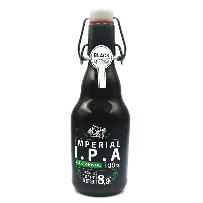 Bière Page 24 Imperial IPA