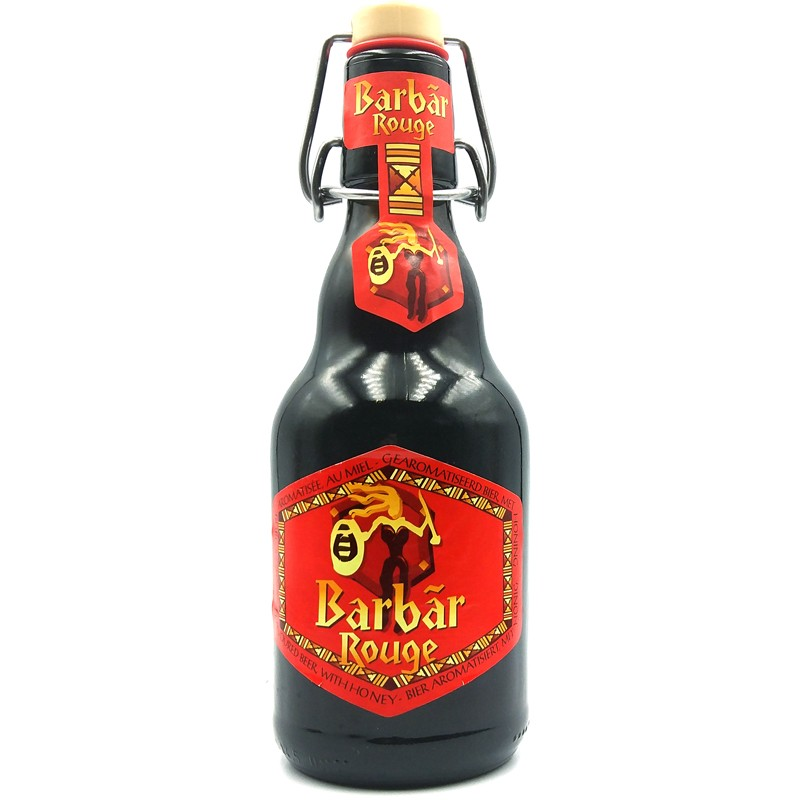 Bière Barbar Bok Rouge