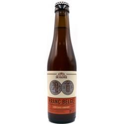 bière artisanale belge - de ranke - franc belge