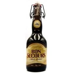 biere - bon secours - brune