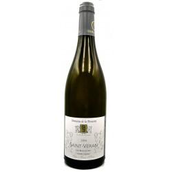 Vin Saint-véran les maillettes vieilles vignes 2016