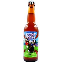Bière SAinte-Cru - Keyser Söze