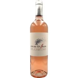 Vin Avis de vin frais rosé...