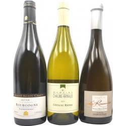 Coffret vincs blancs by Drinks Explorer