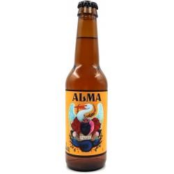 Bière la Débauche Alma