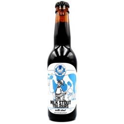 Bière O'Clock Milk Stout Toujours-33cl