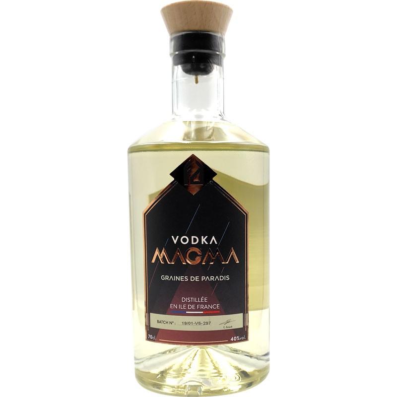 Vodka magma - la fabrique à alcools