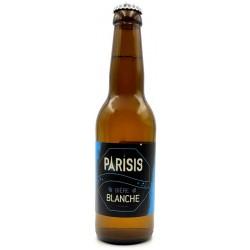Bière parisis blanche - brasserie parisis