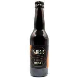 Bière parisis ambrée - brasserie parisis