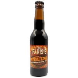 Bière parisis Mortal Kawa - Brasserie Parisis