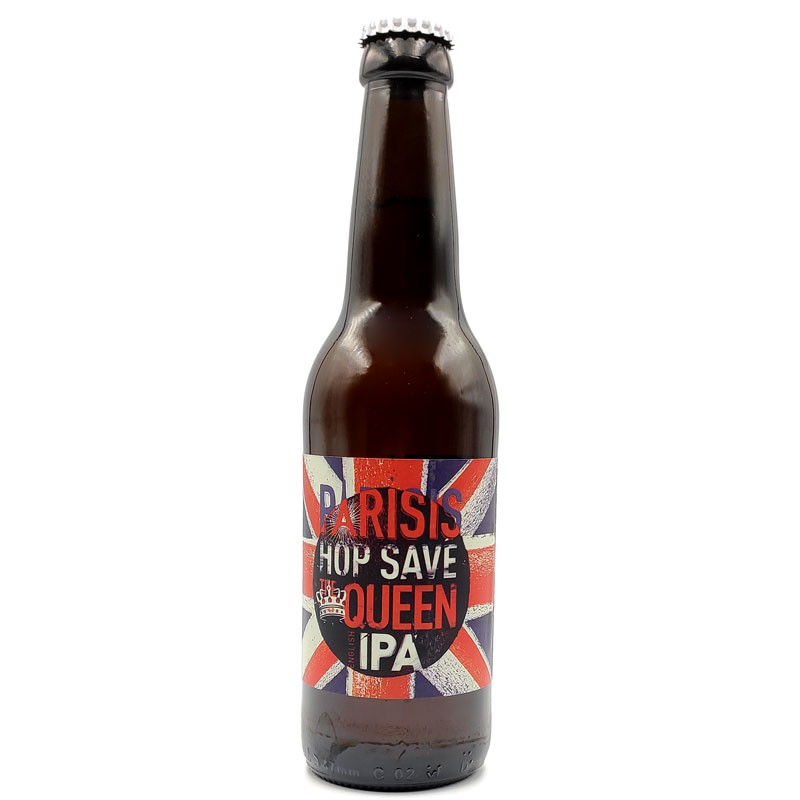 Bière Parisis Hop Save The Queen
