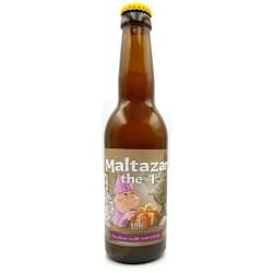 Bière artisanale française Maltazar - Piggy Brewing Company - 33cl