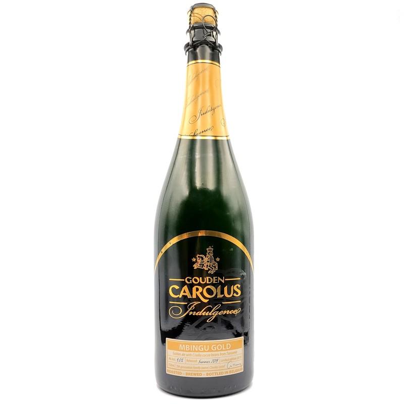 Bière Gouden Carolus Indulgence Mbingu Gold - Brasserie Het Anker