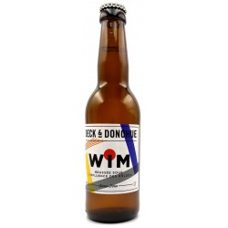 Bière artisnale française Wim - Brasserie Deck and Donohue