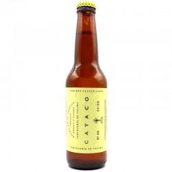 Bière artisanale mexicaine Cayaco -cerveceria Colima