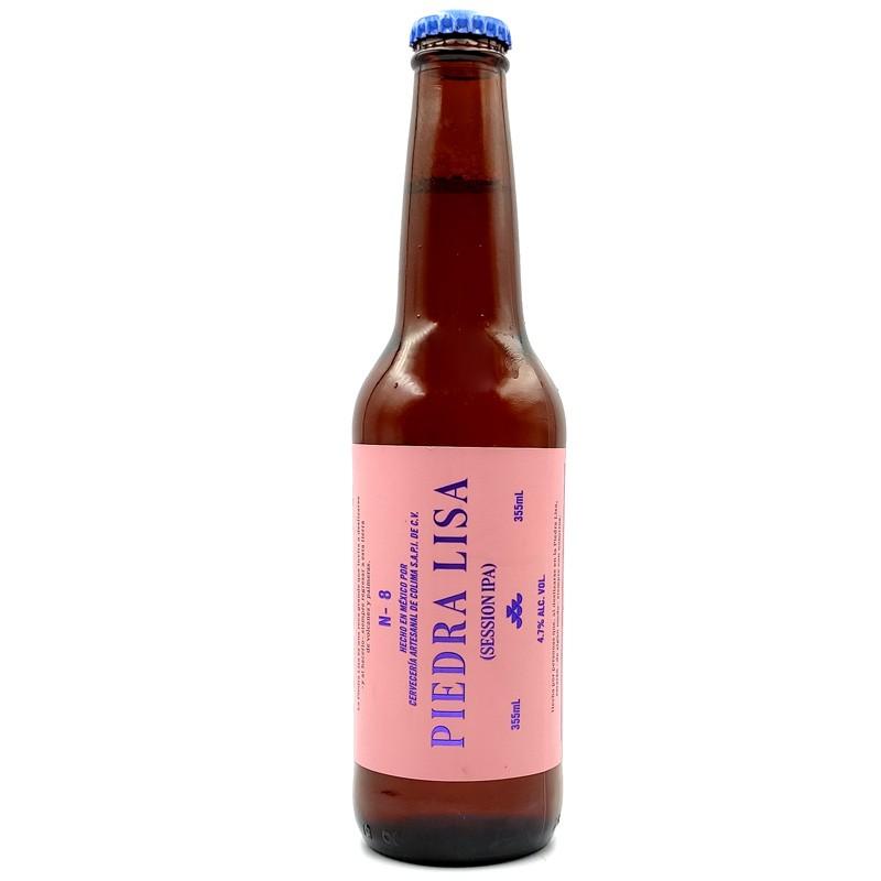 Bière artisanale mexicaine - Piedra Lisa - Cerveceria de Colima