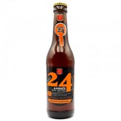 Bière artisanale française - Page 24 réserve Hildegarde ambrée - Brasserie saint germain