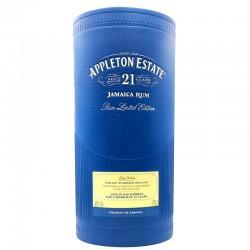 Coffret Rhum Appleton estate 21 ans