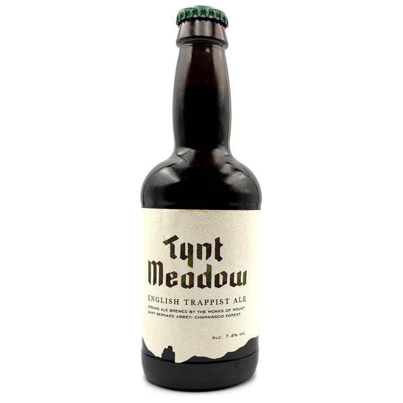 Bière trappiste Tynt meadow - Abbaye du Mont Saint-Bernard