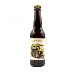 Bière artisanale bretonne Skumenn Delhi Delhi - brasserie Skumenn