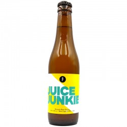Bière artisanale belge - Juice Junkie - Brussels beer Project