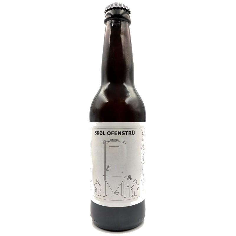 Bière artisanale française - Skøl Ofenstrü - Brasserie Parisis - La P'tite Maiz'