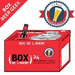 Box de l'avent Beer Geek