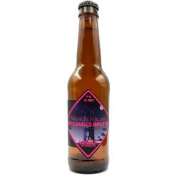 Bière artisanale française -  Vendanges Brut IPA - Brasserie Azimut