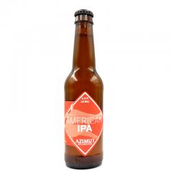 Bière artisanale française - Azimut American IPA - Brasserie Azimut