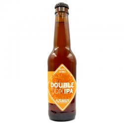 Bière artisanale française - Azimut Double DDH IPA - Brasserie Azimut