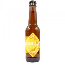 Bière artisanale française - Pale Ale française - Brasserie Azimut