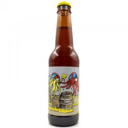 Bière artisanale française - nautile triple - brasserie nautile