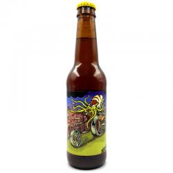 Bière artisanale française - Nautile ambrée - Brasserie nautile