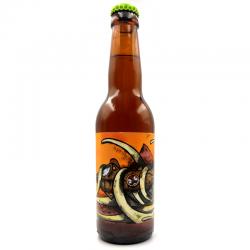 Bière artisanale française - nautile blonde - Brasserie Nautile