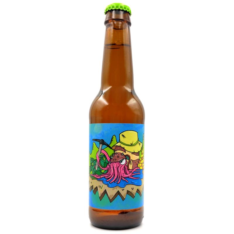 Bière artisanale française - Farmhouse Ale - Brasserie Nautile