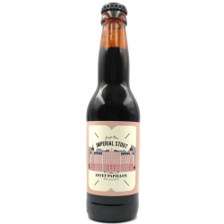 Bière artisanale française - Imperial Stout - Brasserie Effet Papillon