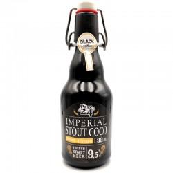 Bière artisanale française - Page 24 Imperial Stout Coco - Brasserie St Germain