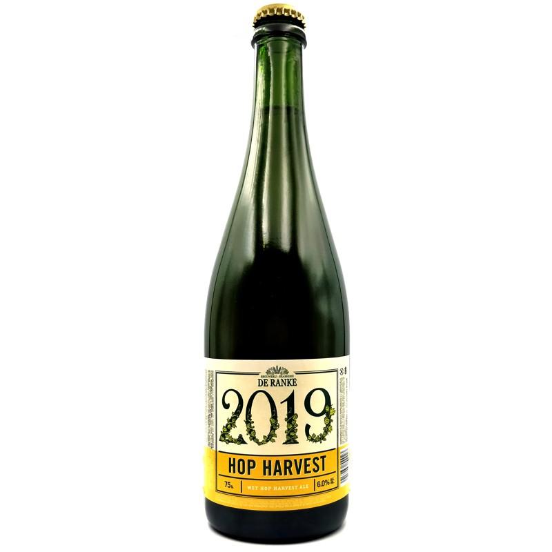 Bière artisanale belge - Hop Harvest 2019 - Brasserie De Ranke
