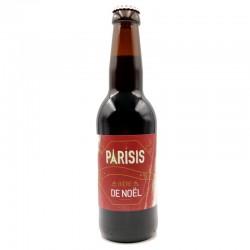 Bière artisanale française - Parisis Noël - Brasserie Parisis