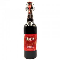 Bière artisanale française - Parisis Noël 75cl - Brasserie Parisis
