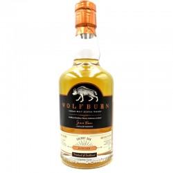 Whisky artisanal écossais - Wolfburn Aurora - Distillerie Wolfburn - bouteille