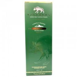 whisky artisanal écossais - Wolfburn Morven - Distillerie Wolfburn - coffret