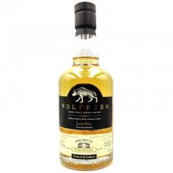 Whisky artisanal écossais - Wolfburn Northland - Distillerie Wolfburn - bouteille