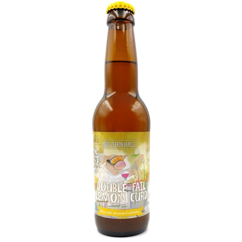 Bière artisanale française - Double Fail Lemon Curd - Piggy Brewing