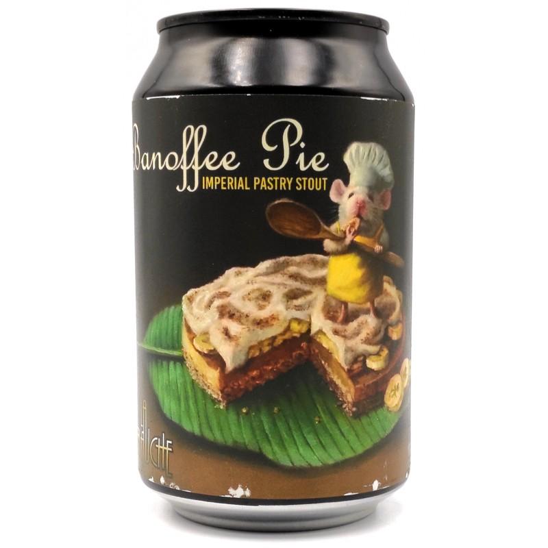 Bière artisanale française - Banoffe Pie - Brasserie La Débauche