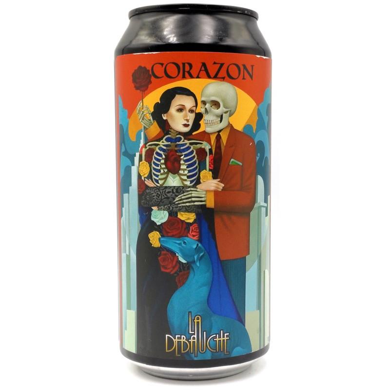 Bière La Débauche Corazon